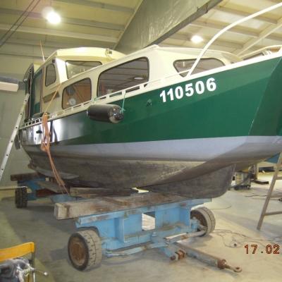 Opravy lodí